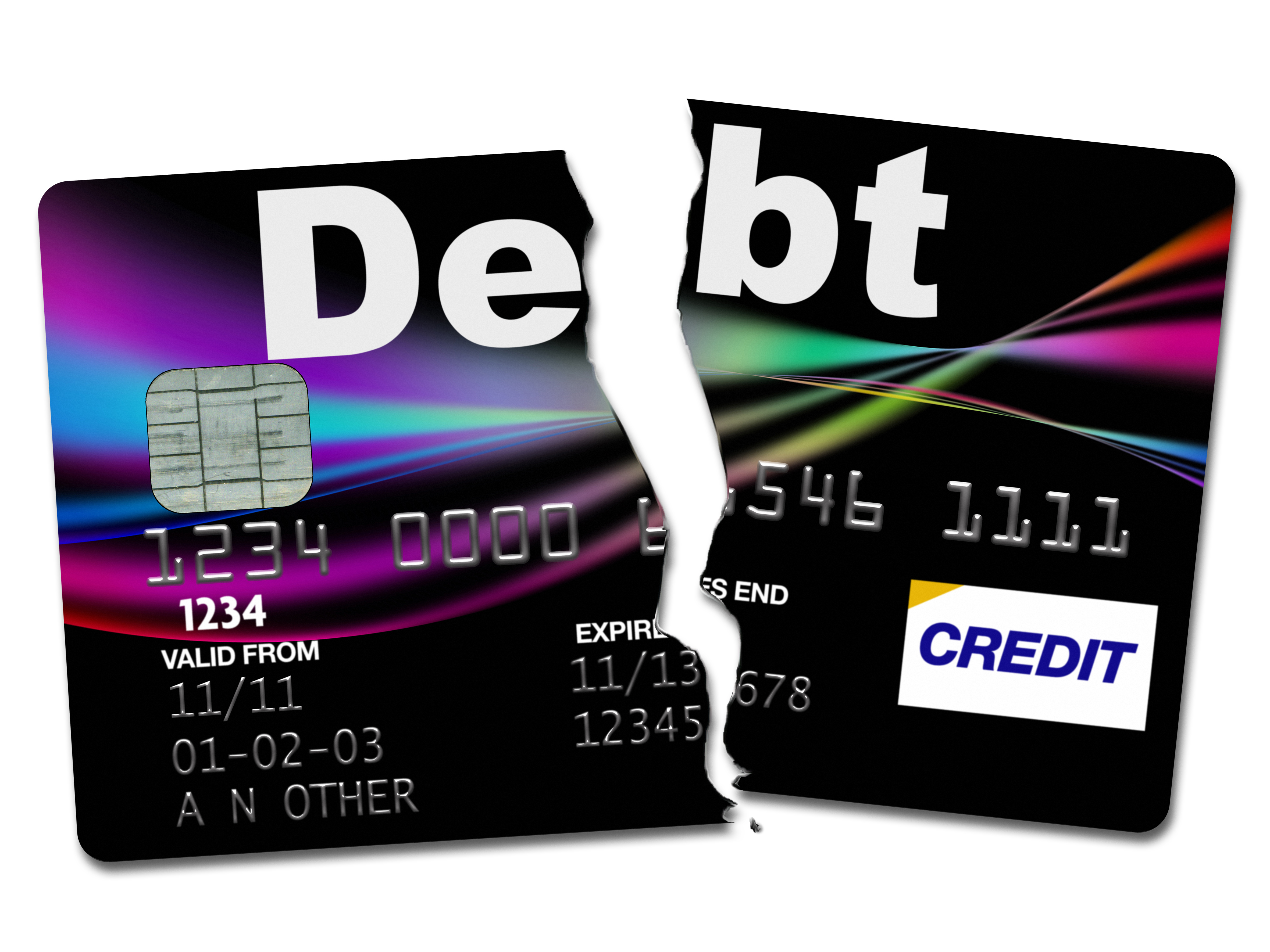 An Easy Way To Eliminate Your Credit Card Debt